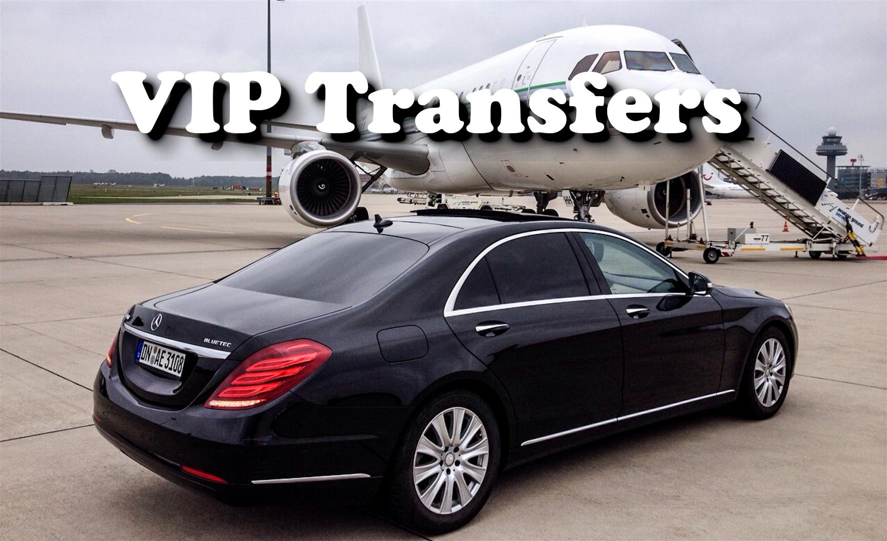 VIP transfers Berlin